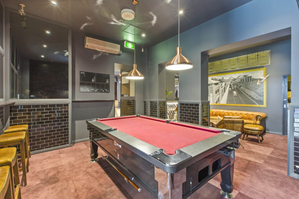 Pool Table Room | Functions | Charlie Chans