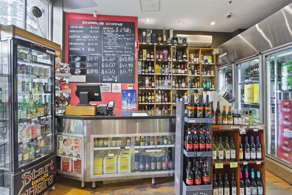 Takeaway Alcohol | Drink | Charlie Chans