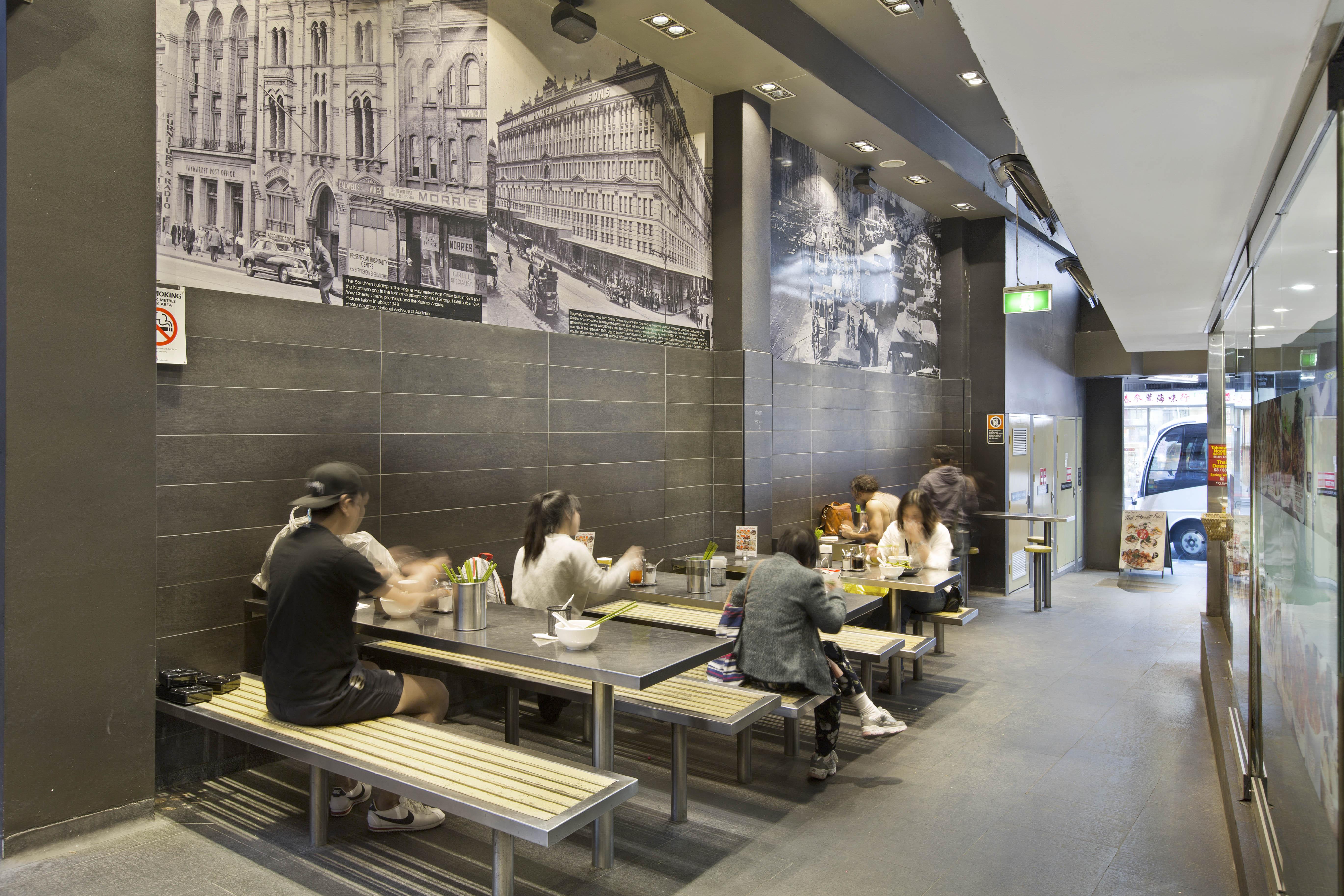 Mrs Chans Kitchen | Food | Charlie Chans