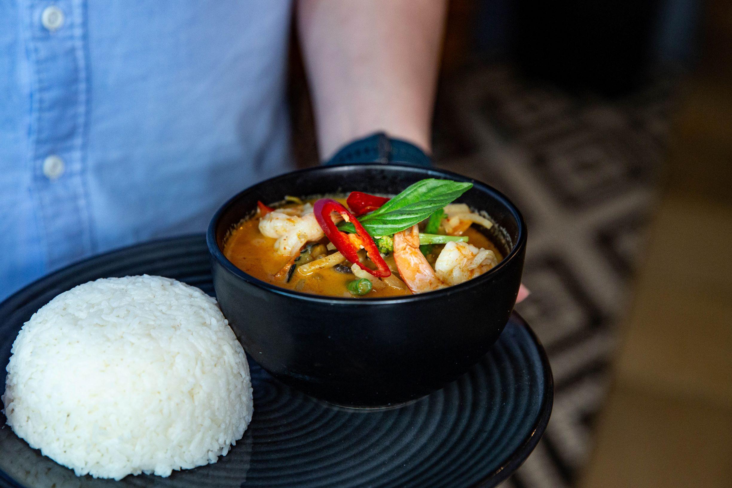 Thai Restaurant Menu Item - Charlie Chans